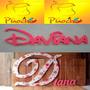 Letras En Mdf En Crudo Y Pintada Somo Fabricantes