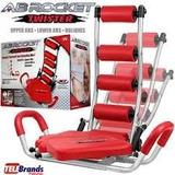 Máquina De Ejercicios Max Twister Rocket Turbo...tonifica