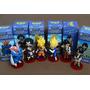 Dragon Ball Lote X 6 Figuras Nº 2 Goku Wcf Banpresto Dbztoy