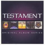 Testament 5 Cds Box Set , Import