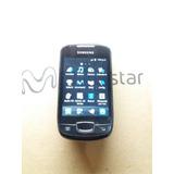 Samsung Mini S5570 Con Accesorios