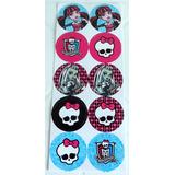 Adesivo Monster High (30 Unidades)