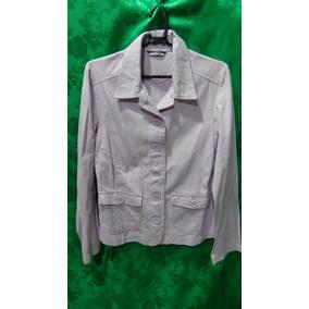 Jaqueta Feminina De Cotton Marca George Tm/ 40