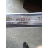 Filtro Spark / Aveo / Optra Antipolen Lavable Super Oferta