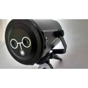 Mini Projetor Holográfico Laser Com Efeito Bivolt 12 S/tripè