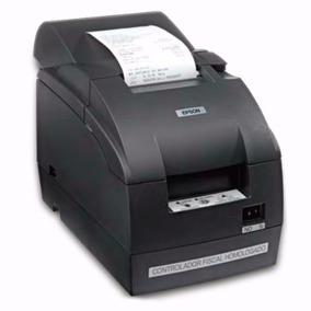 Impresora Fiscal Epson Tm U220 Af Ii + Regalos Promo Del Mes