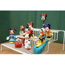 Disney Mimy Lote 8 Figura & Magic Pizarron Pcomp Ve Descrip