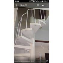 Corrimao Escada Caracol 14 Degraus