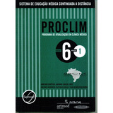 Proclin - P. De A. Em Clinca Médica - Ciclo 6 - 4 Vol.