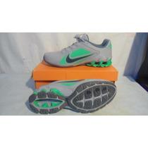 Tenis Nike Modelo 487979-074 Impax Atlas 3 Gris Numero 8mx