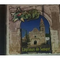 Cd Banda Maguey Lagrimas De Sangré