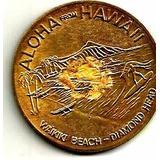 Medalla De Hawai Un Dolar