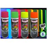 Pintura En Spray Aerosol Fluorescente - Dap