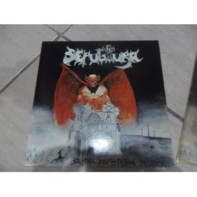 Sepultura/overdose Bestial/seculo Xx Split Lp Raro