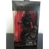 Star Wars Black Series Kylo Ren Segunda Edición Vicktoys