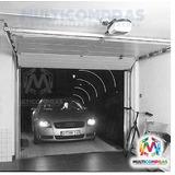 Puerta Garaje A Distancia Motor Portón Casa Moderna Rapida