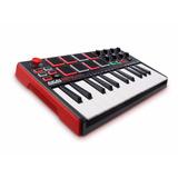Controlador Professional Akai Mpk Mini 25-key Usb Midi