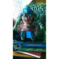 Tortugas Ninja Grandes Oficial Coleccion Pelicula Lyly Toys