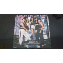 Lp Karaokê De Lambada (1990).