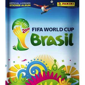 Álbum De Figurinhas Completo Copa Do Mundo 2014 Panini (dg)