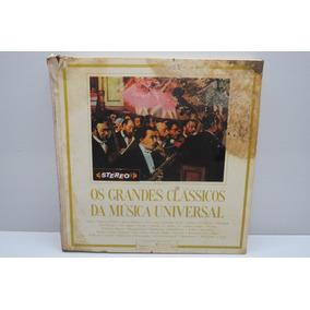 Os Grandes Clássicos Da Musica Universal Antigos .