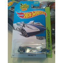 Hot Wheels De Coleccion Zamac 2014 Twin Mill Iii Bvf