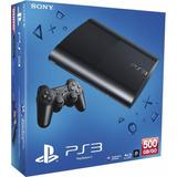 Consola Ps3 500gb Nueva Sellada