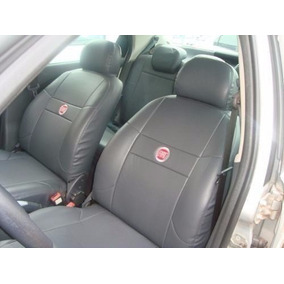 Capas 100% Couro Courvin Fiat Palio,uno,siena,linea Promoção