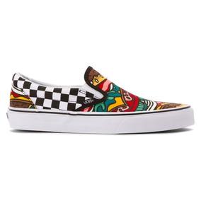 Zapatillas Vans Estilo Hamburguesas !!! Originales !!!