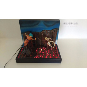 Luminaria Goku - Diorama