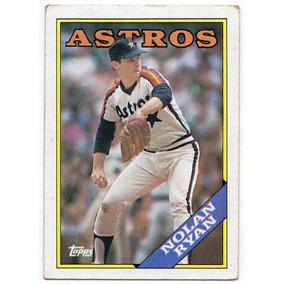 977564c29 1988 Topps Nolan Ryan Houston Astros Pitcher