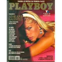 Revista Playboy Adriane Galisteu 1995