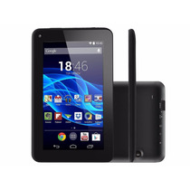 Tablet Multilaser 7 Android 4.4 Supra Quad Core 8gb 2 Camera