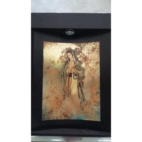 Cuadro Litografía Virgen De Guadalupe