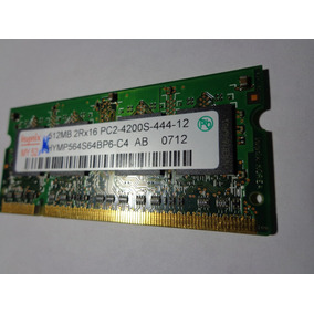Memoria Laptop 500 Mb Usada