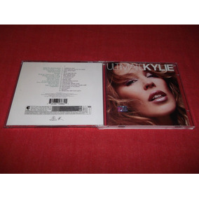 Kylie Minogue - Ultimate Kylie Cd Doble Nac Ed 2004 Mdisk