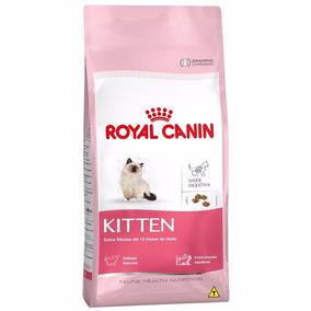 Ração Royal Canin Kitten Para Gatos Filhotes 7,5 Kg Frete G