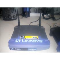 Linksys Amplificador De Señal Wireless Signal Booster Wsb24