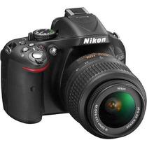 Câmera Nikon D5200 18-55mm 24.1mp+32gb +bolsa+tripé Full Hd