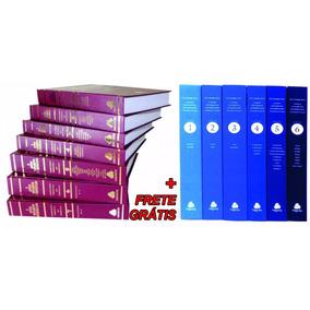 Kit 2 Enciclopédia Clchamplin Versícul Xversícul+ Frete Grát