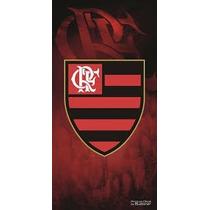 Toalha De Banho Flamengo Buettner Veludo