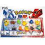Pokemon Go Coleção Miniatura Pikachu Charizard Promoção
