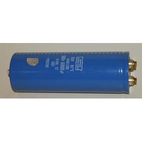 Capacitor Eletrolítico 6000 Uf / 500v - Nippon Chemi-con