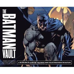 The Batman Vault - Dc Comics Importado