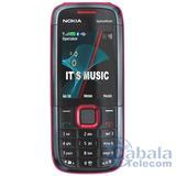 Celular Nokia 5130 Preto E Vermelho Com Defeito