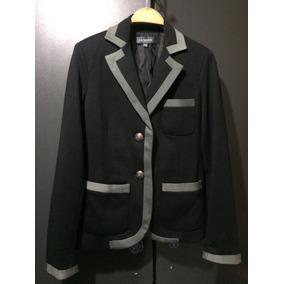Saco Negro Gris Talla S, La Mode, Zara, Bershka