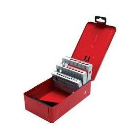 Urrea 4079 Caja Metalica Para 29 Brocas