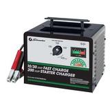 Cargador De Bateria Arrancador Rapido Carga Autos