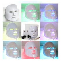 Máscara Facial 7 Led