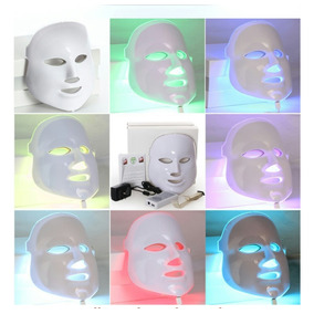 Máscara Facial 7 Led